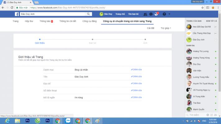 3 711x400 - Cách tạo Fanpage bán hàng có 5000 Like trong 5 giây