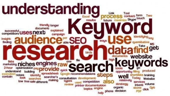 Nghiên cứu từ khóa là bước quan trọng để viết bài chuẩn SEO