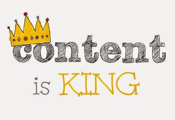 Tại sao nói content is king?