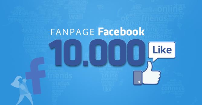 like fanpage 10000 vinasite - Tăng Like Fanpage