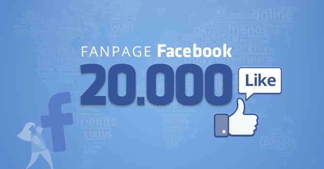 like fanpage 20000 vinasite - Tăng Like Fanpage