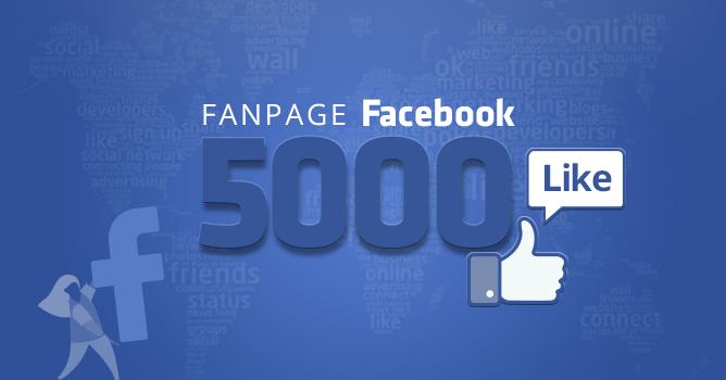 like fanpage 5000 vinasite - Tăng Like Fanpage