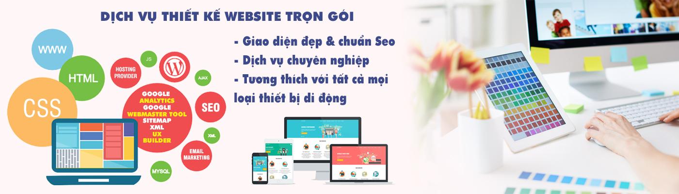 banner vinasite web - Thiết Kế Website