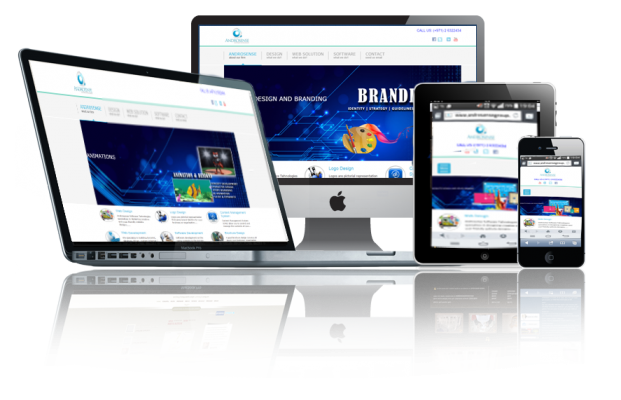 Thiết kế web mobile responsive