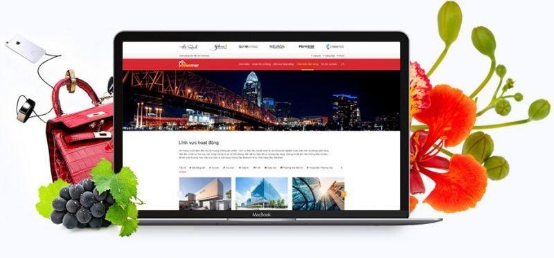 thiết kế website quận 12 giá rẻ