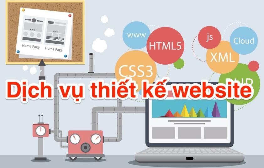 dich vu thiet ke website quang ngai - Dịch vụ thiết kế website quảng ngãi uy tín, chất lượng
