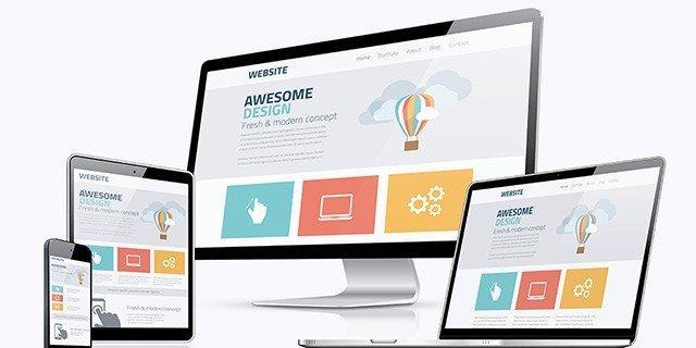 thiet ke web 1 trieu 1 - Thiết kế web 1 triệu giá rẻ chất lượng tốt tại Vinasite