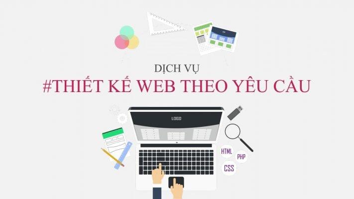 thiet ke web theo yeu cau gia re tron goi 711x400 - Dịch vụ thiết kế web theo yêu cầu giá rẻ