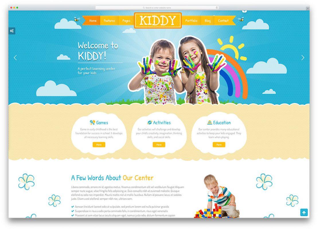 thiet ke website mam non 1109x800 - Dịch vụ thiết kế website mầm non theo yêu cầu
