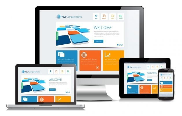 Thiết kế website sài gòn với giao diện đẹp mắt