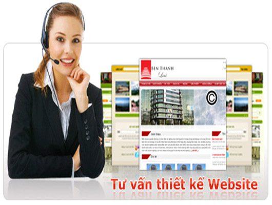 Tư vấn thiết kế web 1 triêu