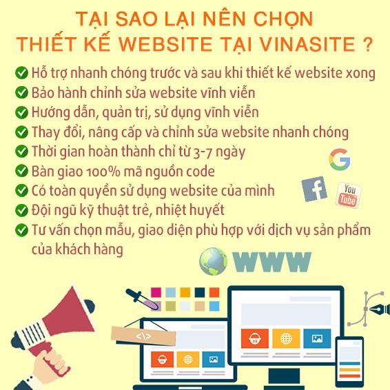 bnn vinasite3 - Thiết Kế Website