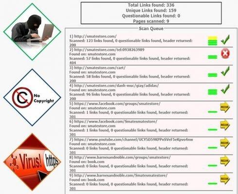 kiem tra link xau link an 489x400 - Dịch vụ quản trị website