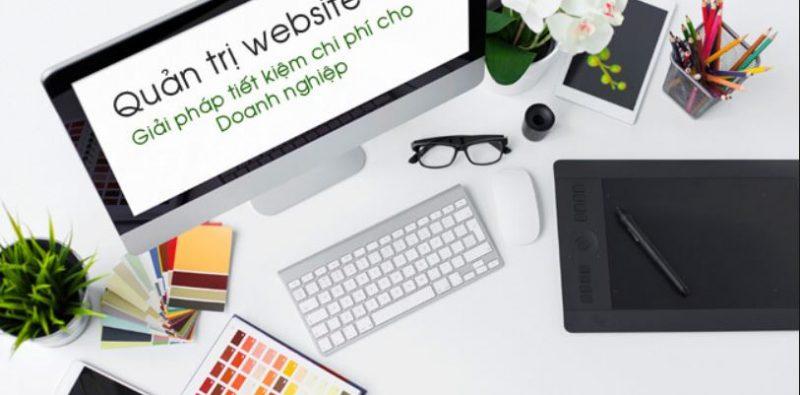 quan tri web 800x395 - Dịch vụ quản trị website