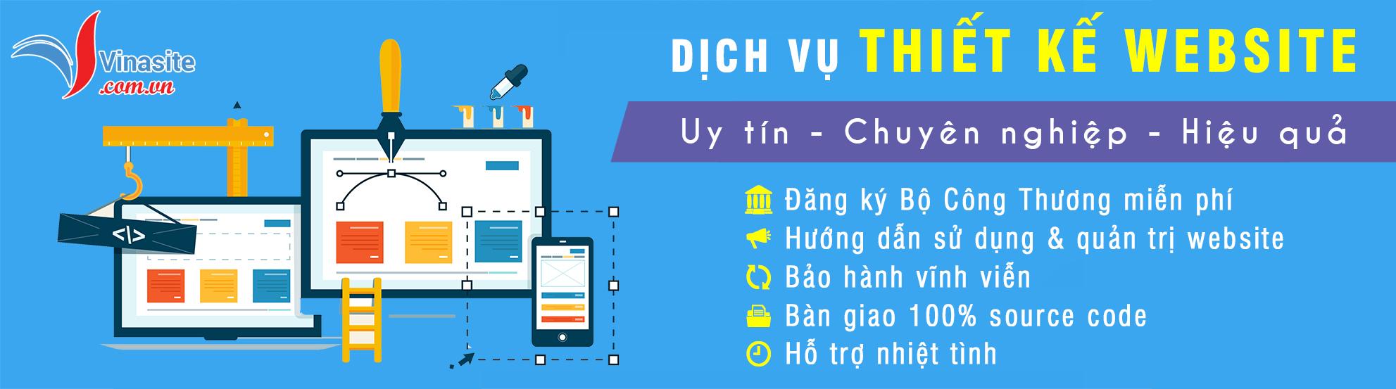bnn vinasite4 - Thiết Kế Website