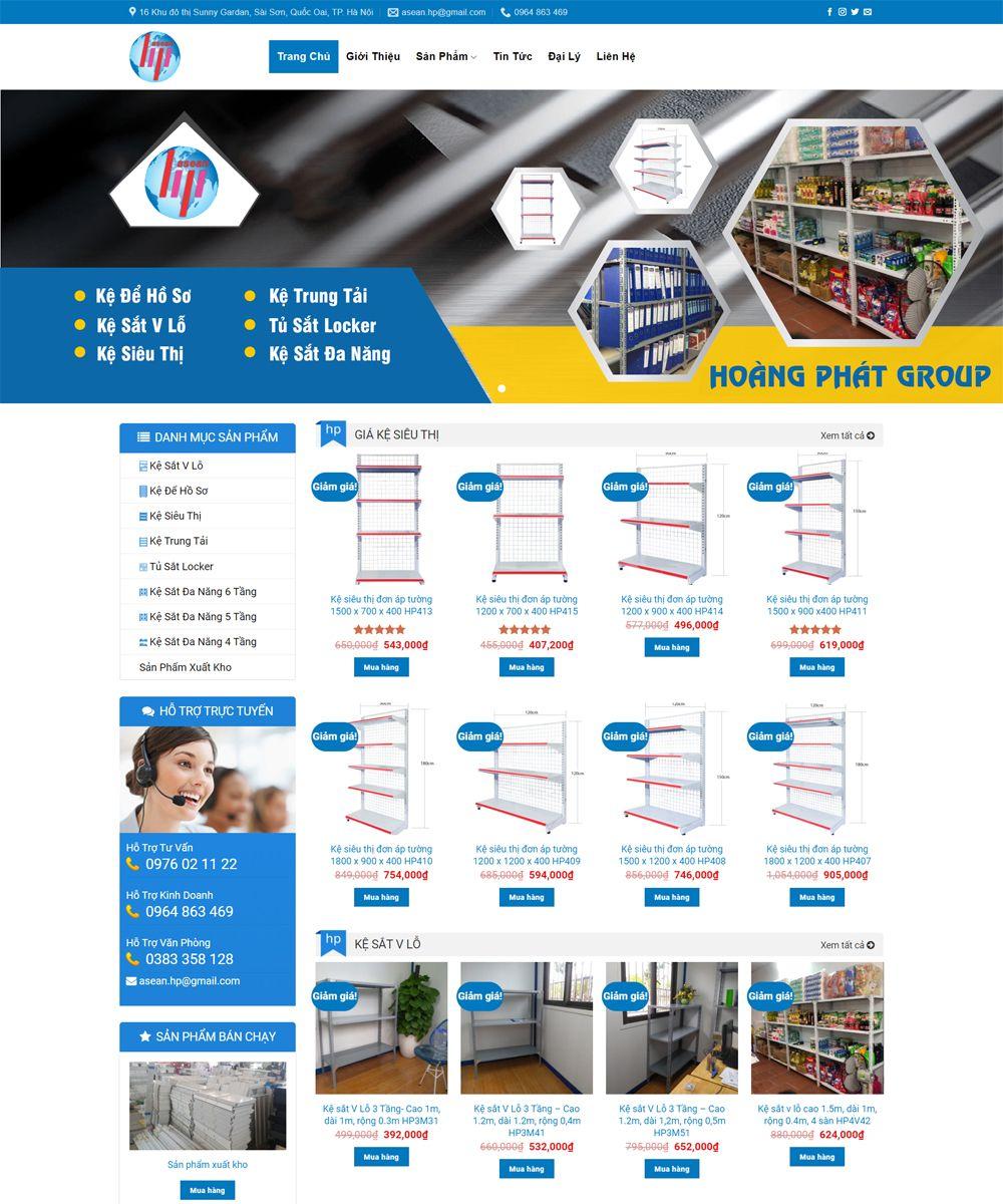 thiet ke website ke sat v lo - Thiết Kế Website