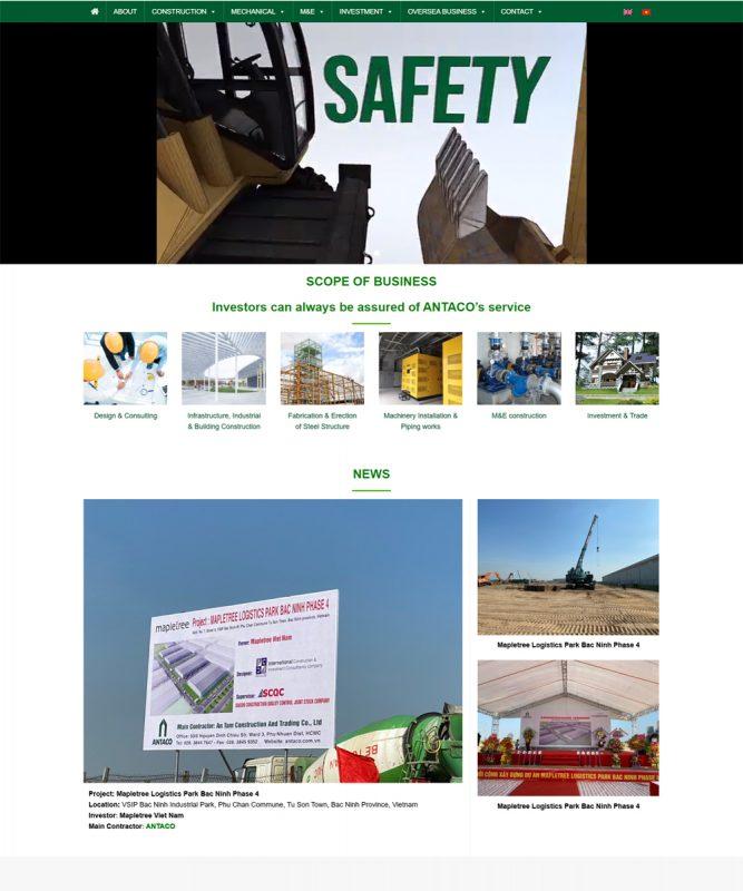 website antaco 667x800 - Thiết Kế Website
